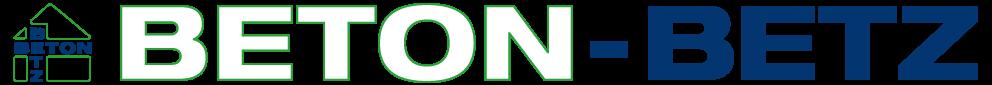 Beton Betz Logo ohne Hintergrund